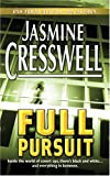 Full Pursuit by Jasmine Cresswell front cover