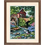 Dimensions Needlecrafts Needlepoint, Old Mill Cottage
