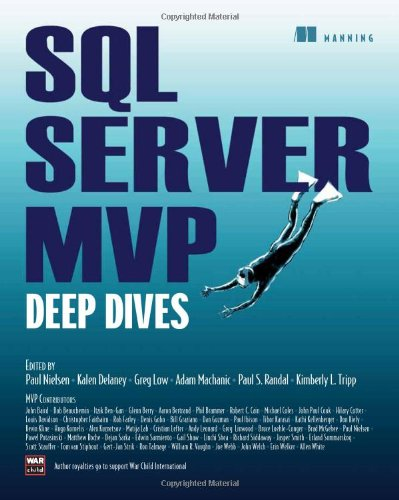 SQL Server MVP Deep Dives by Brand: Manning Publications