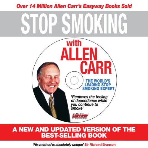 Stop Smoking with Allen Carr: Plus a Unique 70 Minute Seminar Delivered by the Author