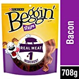 Beggin' Strips Dog Treats; Bacon Flavour - 708 g Pouch