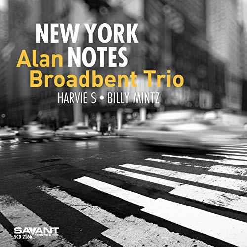 New York Notes (feat. Harvie S & Billy Mintz) (New York New York New York New York)