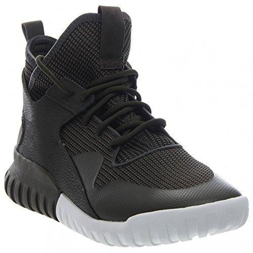 Men Tubular Radial Running Shoes fashion-sneakers CCLY Cblack/Cblack/Ftwwht M 10 US=44EU