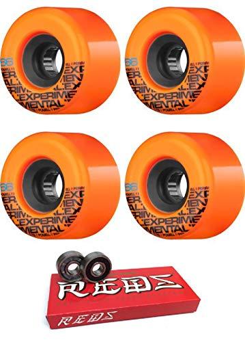 【当店一番人気】 Powell-Peralta 66mm ATF Beta Paster スケートボードホイール ボーンベアリング付き スーパーレッド - Paster 2点セット 8mm ボーン スーパーレッド スケート定格スケートボードベアリング - 2点セット B07G5XJ4FN, スイタシ:8ebf34d3 --- mvd.ee