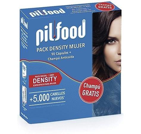 Pildood Pack density mujer 90cap + champú: Amazon.es: Belleza