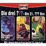 Die Drei Fragezeichen 3 ??? CD 21. Box 61 62 63  21/3er