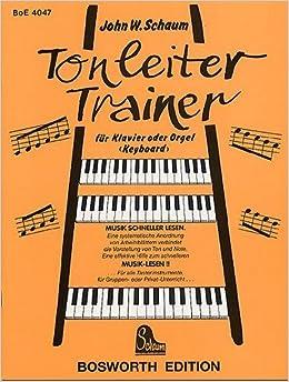Tonleiter-Trainer