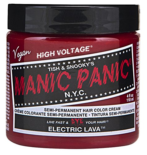 Manic Panic Semi-Permament Haircolor Electric Lava