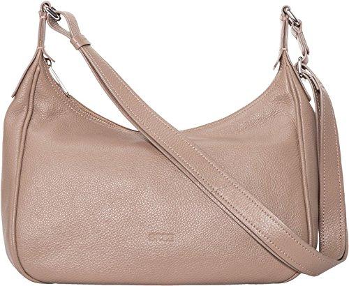 Bree Beige Size Bag One Women's Shoulder rnw0YqrA