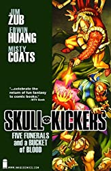 Skullkickers, Vol. 2: Five Funerals and a Bucket of Blood