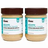 Soom Foods Pure Ground Sesame Tahini 11oz