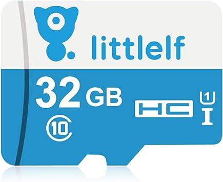 Amazon.com: Littlelf 64GB 100MB/s U3 MicroSDXC Tarjeta de ...