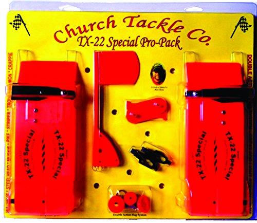 Church Tackle TX-22 Special - Church Tackle