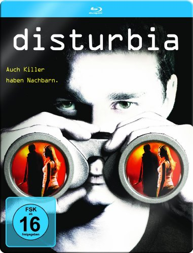 movie disturbia bluray steelbook region free import