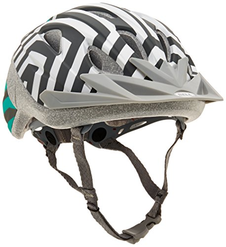 Bell Women's Bia Left-Out Helmet, Matte Titanium
