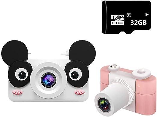 YANGFH Cámara Digital HD For Niños, Mini Cámara Digital De Dibujos ...
