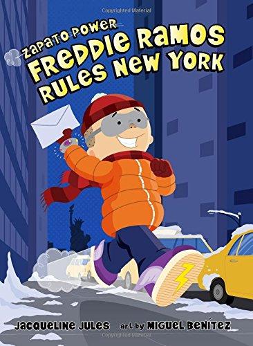 Download Freddie Ramos Rules New York (Zapato Power) ebook