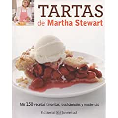 Tartas de Martha Stewart book jacket