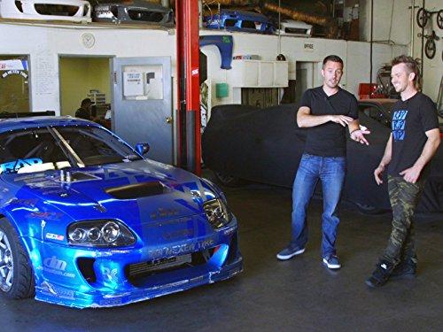Under the Hood: RAD Industries' Toyota Supra (w/ Dan Burkett)