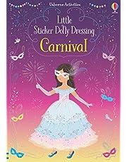 Little Sticker Dolly Dressing: Carnival