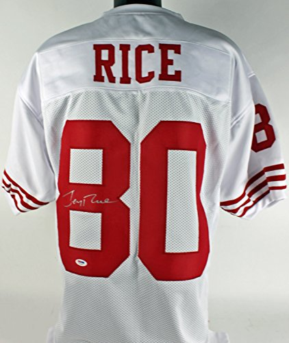 jerry rice signed - 7