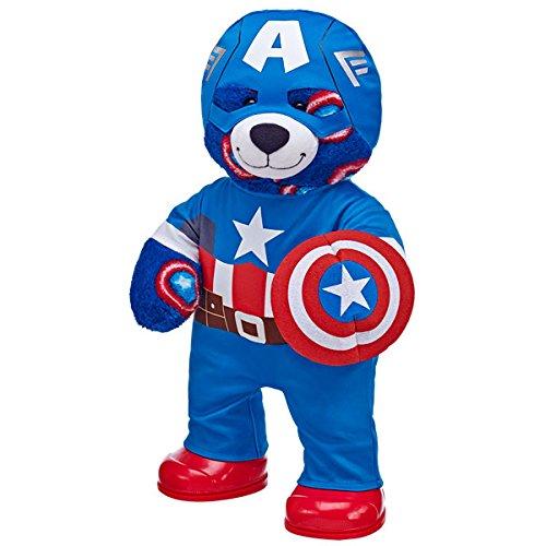 build a bear captain america - 6