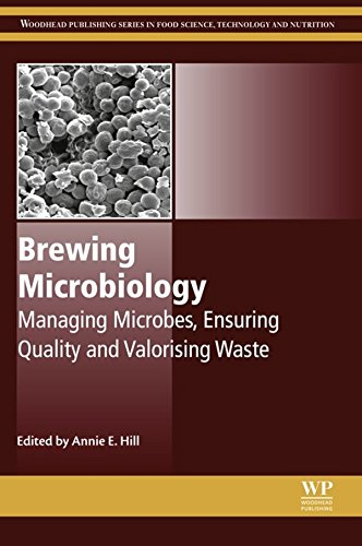 Brewing Microbiology: Managing Microbes, Ensuring Quality and Valorising Waste (Woodhead Publishing Series in Food Science, Technology and Nutrition) (System Dispense)