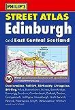 Philip's Street Atlas Edinburgh and East Central Scotland: Pocket Edition