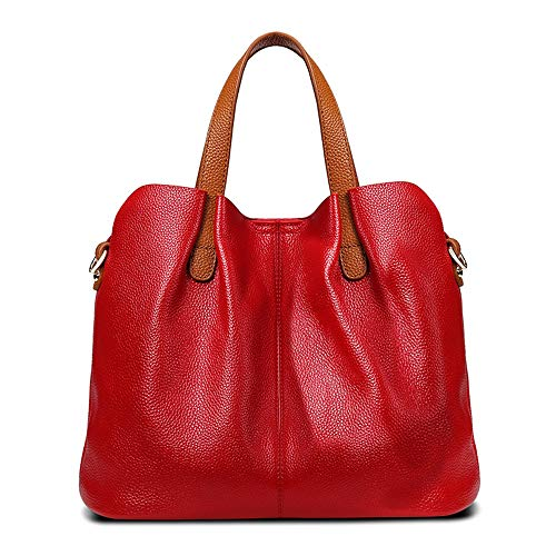Women Casual Handbags, PU Leather Hobo Satchel Top Adjustable Tote Shoulder Bag ()