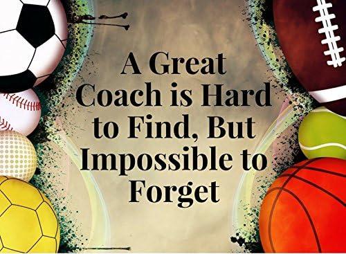 Amazon.com: Llavero de entrenador, regalos para entrenadores ...