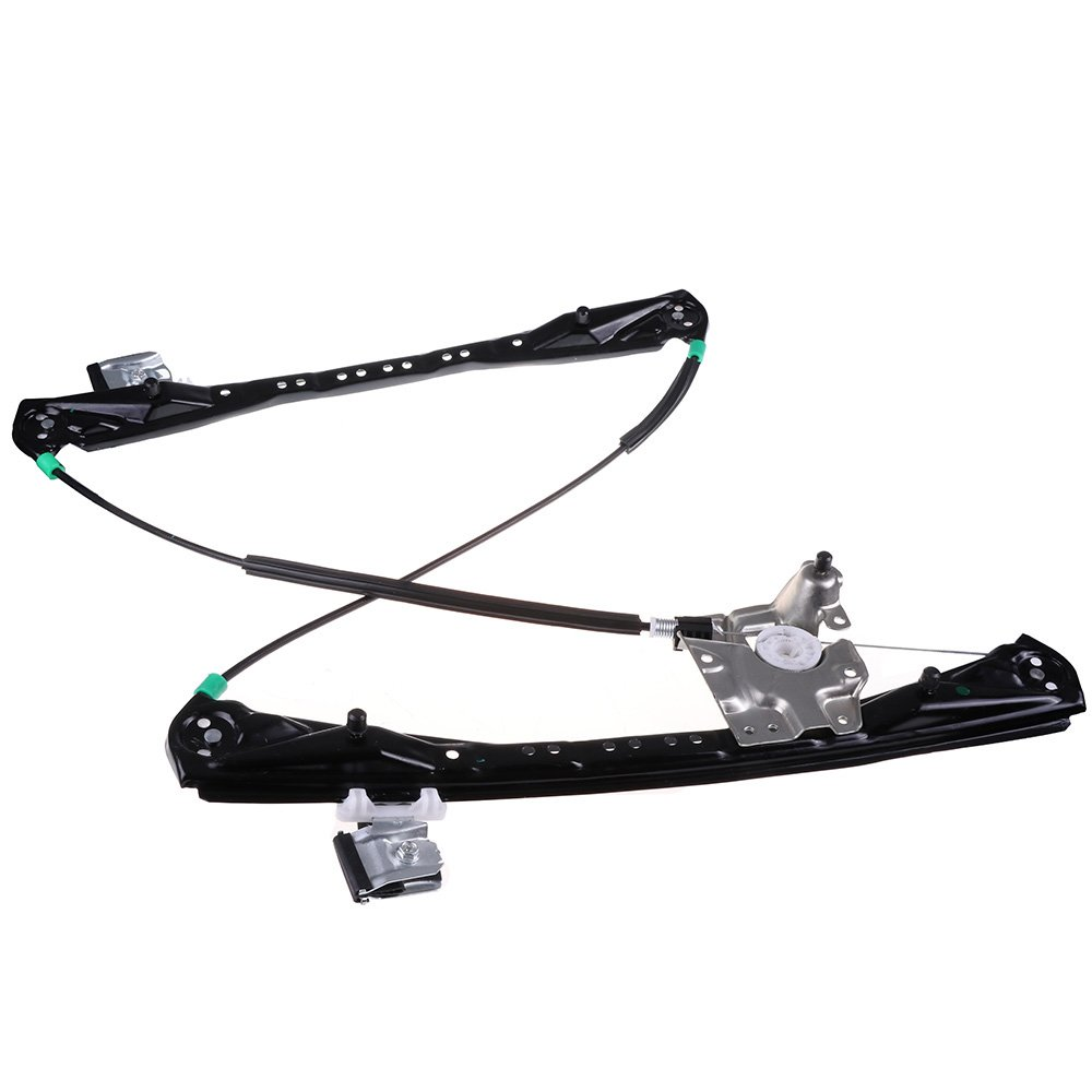 OCPTY Fits for 2000 2001 2002 Lincoln LS Original Equipment Front Right Power Window Regulator Without Motor