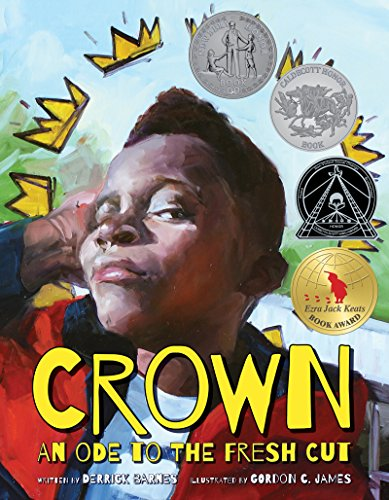 Search : Crown: An Ode to the Fresh Cut (Denene Millner Books)