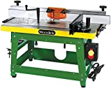 Woodtek 966014, Portable Power Tool Accessories, Routers & Trimmers, Woodtek Deluxe Workbench Router Lift System