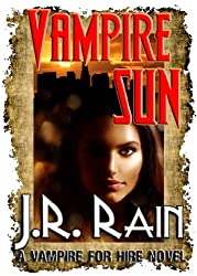 Vampire Sun (Vampire for Hire Book 9)