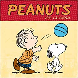 Peanuts 2014 Mini Wall Calendar