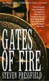 Book cover image for Gates of Fire: An Epic Novel of the Battle of Thermopylae