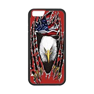 GGMMXO Eagle American Flag Wings Phone Case For iphone 5s [Pattern-1]