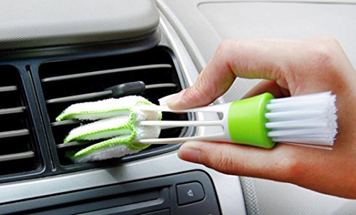 Sujing Air-condition Cleaner Computer Clean Tools Window Leaves Blinds Cleaner Duster Pocket Brush Keyboard Dust Collector by Sujing (Image #8)