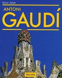Gaudi: 1852-1926 : Antoni Gaudi I Cornet-A Life Devoted to Architecture