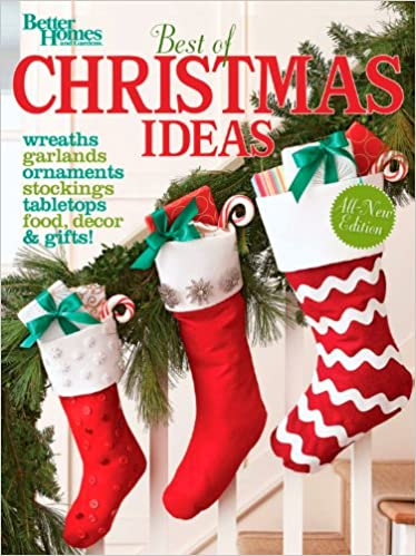 best of christmas ideas second edition better homes and gardens cooking better homes and gardens 9781118435205 amazoncom books