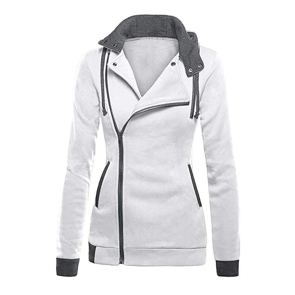 [Amiley women hoodies] レディース B07H92FYTR ホワイト 3XL