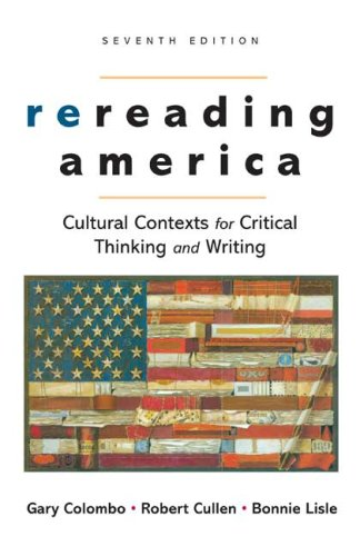 rereading america 7th edition - 1