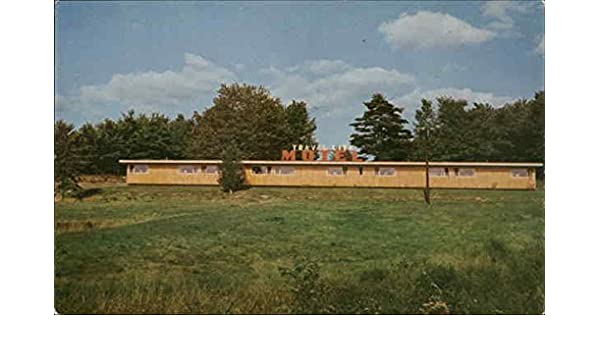Amazon.com: Travel-Lite Motel Brewer, Maine Original Vintage Postcard: Entertainment Collectibles