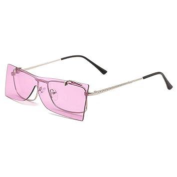 Chudanba Gafas de Sol Mujer Hombre Flip Gafas de Sol Lente ...
