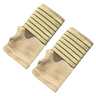 HUOYAN 2pcs lot Adjustable Bandage Bracer Weight Lifting Wristband Elastic Wrist Support Gym Fitness Wrist Straps Hand Protector Estimated Price £16.74 -