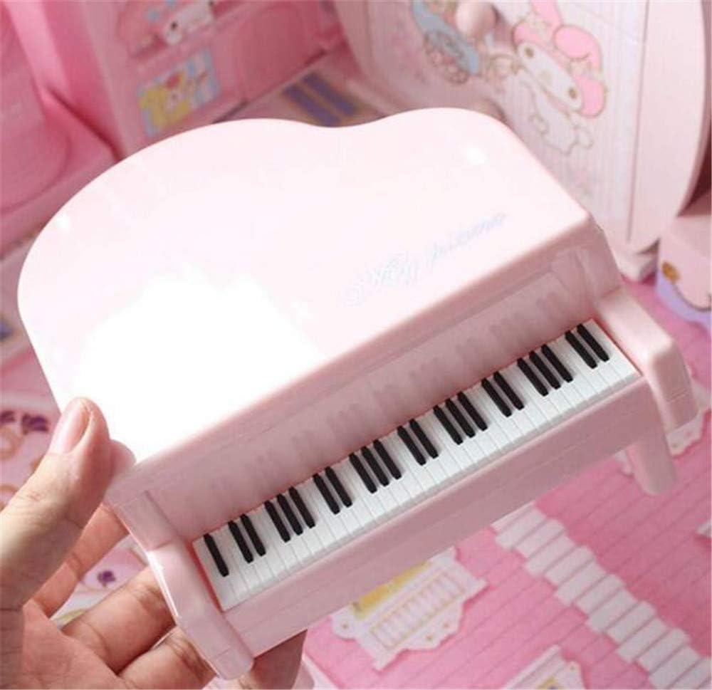 Creative Piano Design Coin Money Saving Box for Childrens Gift