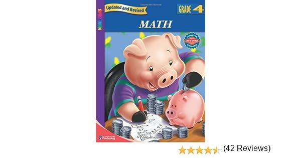 Spectrum Math, Grade 4: School Specialty Publishing: 9780769637044 ...