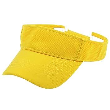 Visera Moda Unisex Sombrero De Playa para El Verano Visera Solar ...