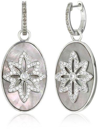 Katie Decker 2-in-1 Vine and Flower Earrings