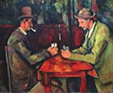 Best Microsoft Movies To Downloads - Canvas Prints Of Oil Painting ' Paul Cezanne-The Review